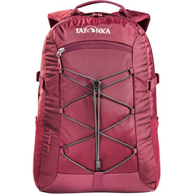 Tatonka City Trail 19 Backpack bordeaux red